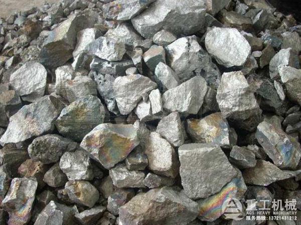 铬铁矿破碎机设备