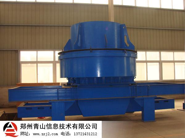 河卵石制砂机设备