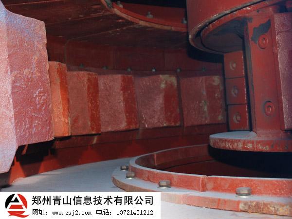 VSI制砂机内部结构