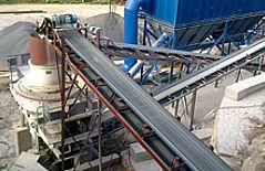 河道卵石制砂机