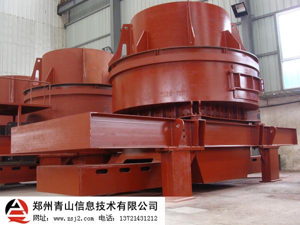 四川河卵石制砂机