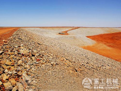 可制砂的尾矿