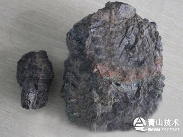 珍珠岩矿石