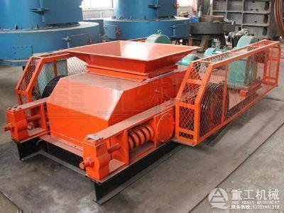 PGC-III型辊式制砂机