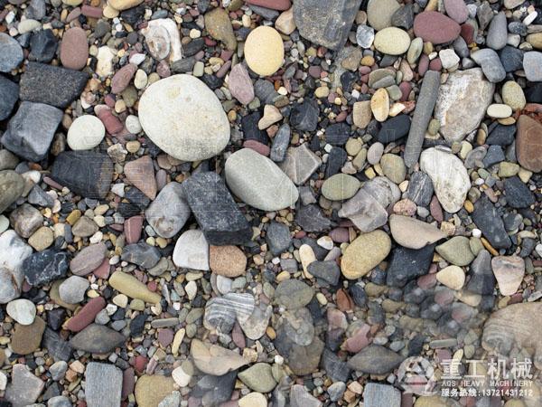 鹅卵石制砂机
