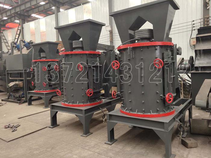郑州青山技术的立式数控制砂机有哪些缺点?