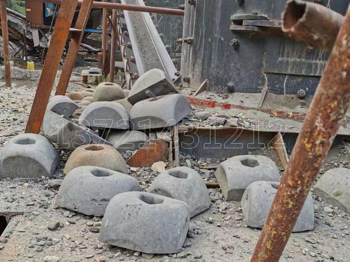 立式板锤制砂机配件